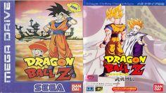 Dragon Ball Z -  Megadrive Genesis -  Emulytizo