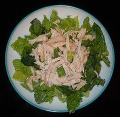 Chicken Caesar Salad (Crock Pot)