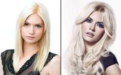 Vorher/Nachher  enjoyhairstyling aalen - offiziller Partnersalon von Great Lenghts Wundervolles Haar. Natürlich bis in die Haarspitzen. Verarbeitet in höchster Qualität. absolut schonend. Unglaubliche Looks für aale Frauen. No Limits. Ihr Friseur in Aalen - #Haarverlängerung #Extensions #Haarverdichtung #Haarschnitt #hairstyle #GL Apps #Great Lenghts