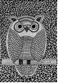 'Owl' by embeedesigns