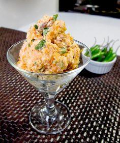 Wrinkles be gone! sweet potato salad~The Gourmet Model#.Uf77xKC9KSN