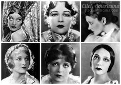 120+ gorgeous, glamorous actresses of the 1920s - Click Americana
