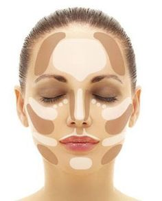 Contouring: la técnica de maquillaje para esculpir el rostro Contouring: the makeup technique to sculpt the face Face Contouring, Contour Makeup, Eye Makeup, Hair Makeup, Makeup Geek, Beauty Make-up, Beauty Hacks, Bridal Makeup, Wedding Makeup