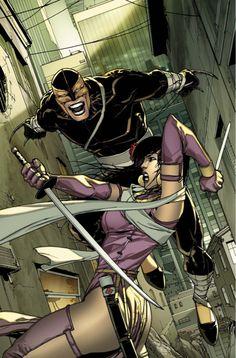 Daken: The Dark Wolverine