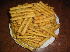 Česnekovo-sýrové tyčinky • recept • bonvivani.sk