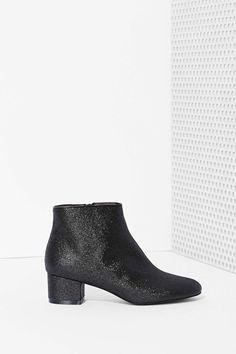 Jeffrey Campbell Mod Pod Glitter Boot