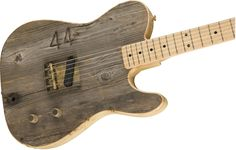 Front Row Legend Esquire, A Fender Guitar Made With Reclaimed Wood From the Hollywood Bowl