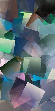 Simple Cubism Abstract 165 Print by Chris Butler.  #art #abstract #cubism #artdeco #design #interior #home #Decor #wallart #modern #contemporary #homedecor #abstractart #interiordesign #colorful #canvas #print #digitalart