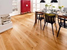 Parquet from the German market leader. HARO Parquet flooring in many wood types, designs and surfaces. Real wood floor boards create interiors where you can really feel at home.