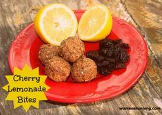 Cherry Lemonade Protein Bites - Women's Running