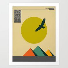 egypt. print.