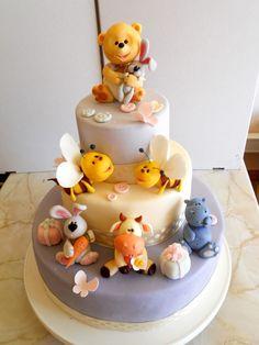 baby shower cake.cakes by ciupakabra