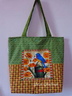 Um blog sobre artesanato em geral, bordados e patchwork. Aqui você também encontra ideias criativas de atividades para Ensino Fundamental.