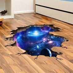3D Space Sticker
