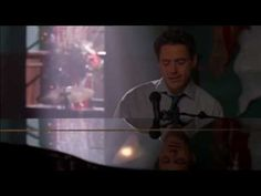 "Larry was perfect. -- Joni Mitchell's 'River' (From ""Ally McBeal"") Ally Mcbeal, Larry, Play It Again Sam, Laughing And Crying, Soundtrack To My Life, Music Film, Real Housewives, Downey Junior, Robert Downey Jr"