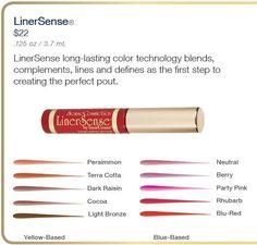 Fleur De Lisa LIPSENSE by Senegence - BUY LipSense - Water Proof ...