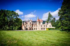 Aldourie Castle Scotland, Wedding photography by Truly Photography Scotland Castles, Wedding Photography, Mansions, House Styles, Castle Scotland, Travel, Destinations, Life, Manor Houses