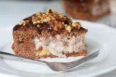 Очень вкусный домашний торт, шоколадно-ореховый, простой в приготовлении рецепт