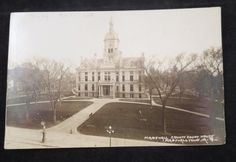 Courthouse, 1917 postcard