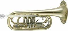 Basstrompete Cerveny 1520TX    Kleine Bauart Messing 3 Zylinderventile MINIBAL-Gelenke Neusilber-Mundrohr Neusilber-Außenzüge Bohrung: 11,7 mm Schallbecher: Ø 190 mm Länge: 46 cm Gewicht: 1,6 kg