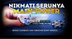 oker Online, sebuah permainan judi kartu online yang sedang booming beberapa tahun belakangan ini. Hampi, Poker, Website