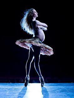 Resultado de imagem para Charlotte Vincent ballerina pregnant