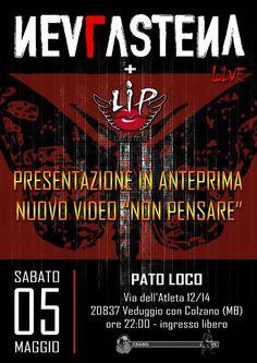 LiP - flyer new video