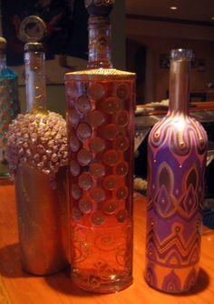 Bottles - Art by Nazarine - Food and Set Stylist