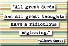 Albert Camus Quote Magnet no183 by chicalookate on Etsy, $4.00