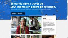 Idiomas en peligro de extinción,un nuevo proyecto de Google.