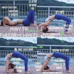 Forearm wheel*
