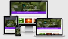 """The New Website for Fresh Thoughts Counselling & Hypnotherapy is now """"live"""" at http://nickieavis.co.uk/"""
