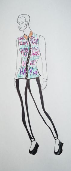 illustration for shirt design 4.