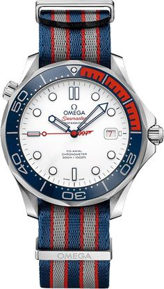 3018a21da98 Omega Seamaster Commander s Watch 212.32.41.20.04.001  watches Omega 007