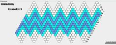 Peyote stitch or bead crochet ball pattern Crochet Ball, Bead Crochet Rope, Beading Techniques, Beading Tutorials, Bead Crochet Patterns, Beading Patterns, Crochet Snowflakes, Beaded Crafts, Brick Stitch