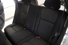 Interior Detail Plus and Pet Hair Removal, including Steam Cleaning Carpets on a Pontiac Vibe [AFTER]