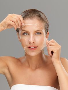 Homemade Best Face Peels  No chemicals  just ingredients  from the kitchen to make Peels as great as the chemical laden ones.