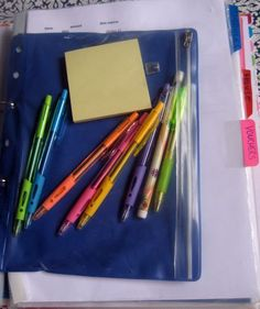 Homelifesimplified household notebook/management binder. Plus links to free printables