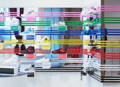 Adicolor | Bibliothèque Design