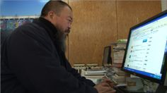 Ai Weiwei Sparks Social Media Flames in China - Ai Weiwei has heavily criticized the Chinese government through social media. Social Networks, Social Media, Ai Weiwei, Human Rights Activists, Robert Kennedy, International School, Postmodernism, Inspire Others, Viral Videos