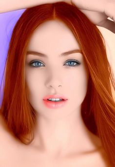 Pretty Red #redheads