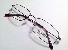 New Flexon Auto Flex Eyeglass Frames! Memory Titanium! Light Weight/Durable #roc #eyeglasses #vision #glasses #eyewear #fashionblogger #lenses #specs #style #classy #ebay #vintage