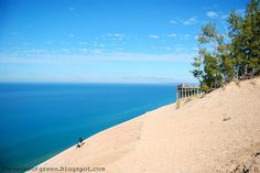 33 Shades of Green: Pure Michigan: Sleeping Bear Dunes