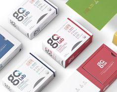Gqlab - the dieline - branding & packaging emballage, design graphique, Drug Packaging, Packaging World, Medical Packaging, Tea Packaging, Cosmetic Packaging, Brand Packaging, Product Packaging Design, Packaging Ideas, Label Design