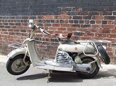1955 Motoconfort Scooter
