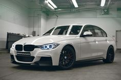 3 series with M Performance mods