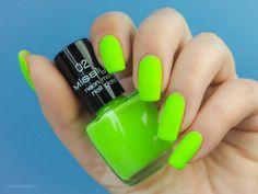 swatch Misslyn illuminating power • neon matte Collection