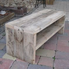 Metabes - Home, Craft and Diy Diy House Projects, Diy Furniture Projects, Diy Wood Projects, Furniture Making, Simple Tv Stand, Diy Tv Stand, Diy Outdoor Furniture, Pallet Furniture, Tv Unit Furniture