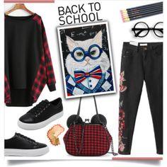 Get Dressed for School