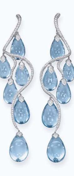 Loyal Friends, True Friends, Color Fashion, Blue Fashion, Jewelry Accessories, Fashion Accessories, Touch Of Gray, Fine Jewelry, Jewellery
